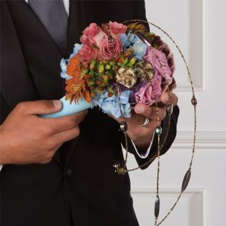 Shell Bridal Bouquet